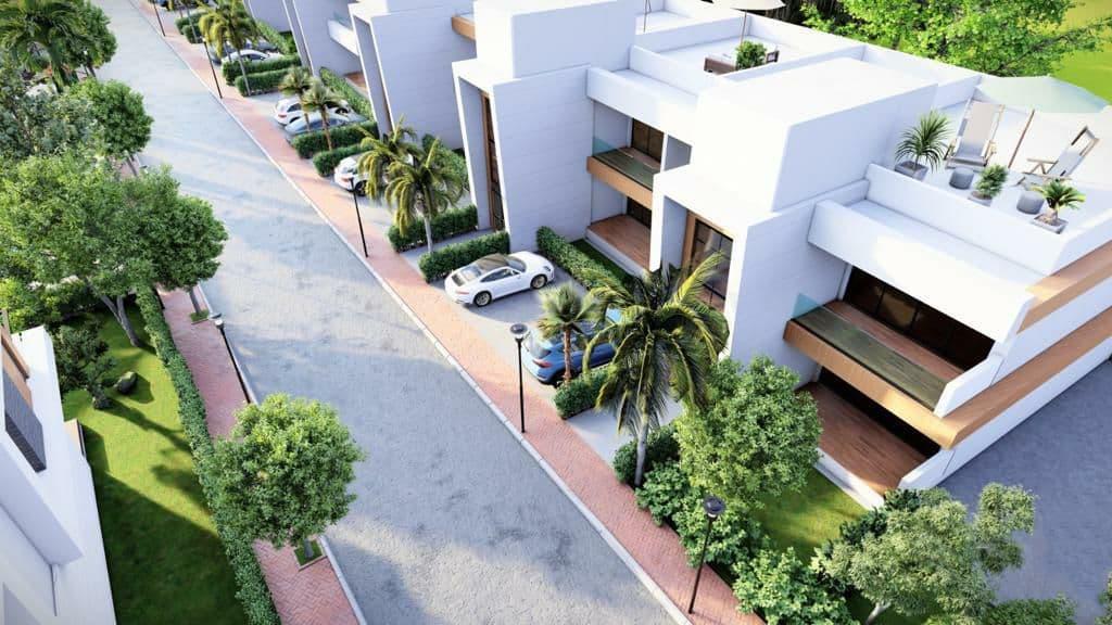 پروژه آپارتمانی ۳خوابه در فاماگوستا