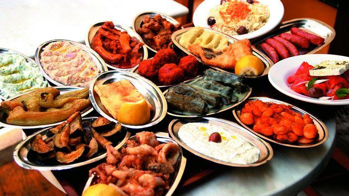 غذاهای قبرس شمالی