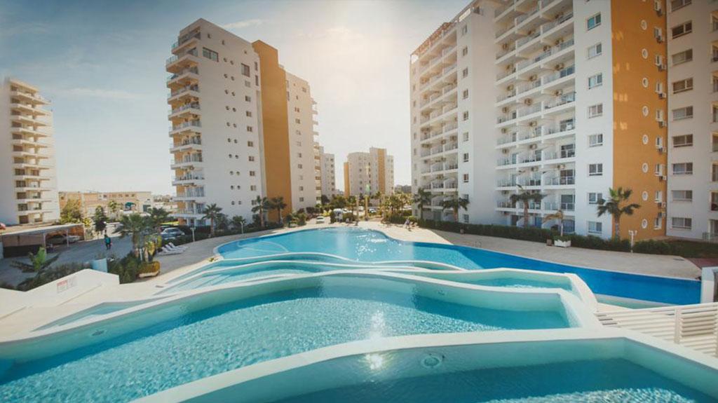 پروژه ی آپارتمانی ساحلی لوکس