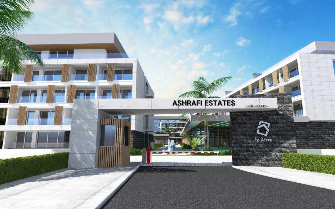پروژه ی آپارتمانی با امکانات هتل ۵ ستاره