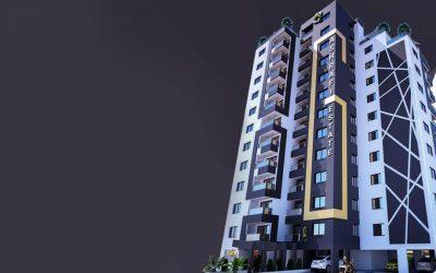 پروژه های آپارتمانی لوکس در مرکز شهر فاماگوستا