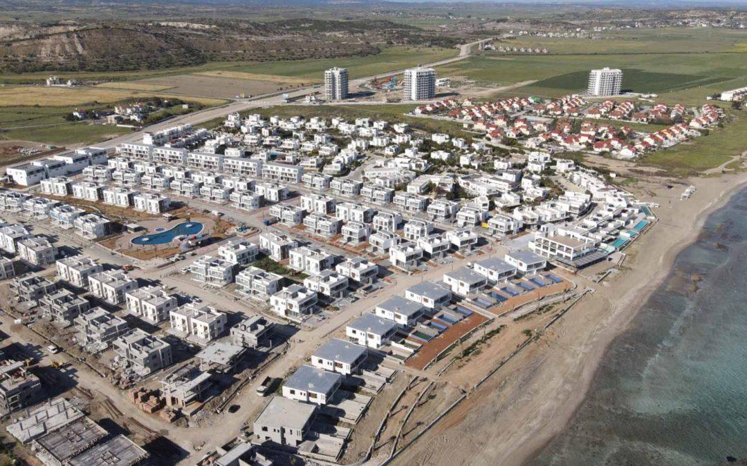 پروژه ی ویلایی آپارتمانی صفر دریا
